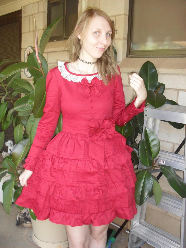 New dress by CozplayMania