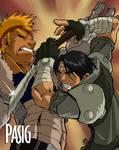 Dante versus Isiah
