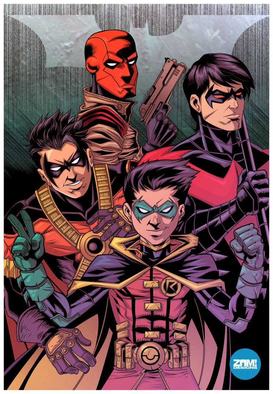 Robins by minsan