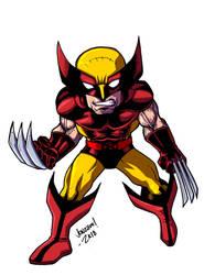 Super Deformed Wolverine