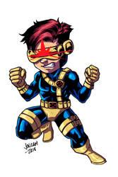 Super Deformed Cyclops