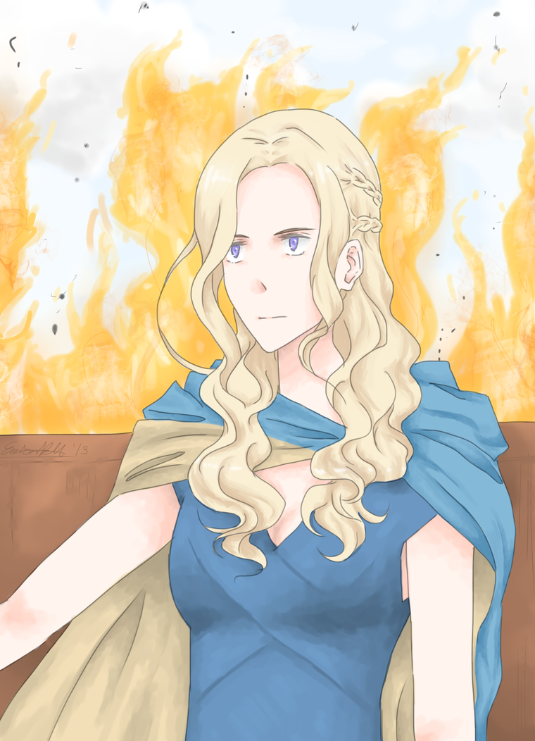 Fire and Blood by ArcticFidelity