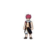 Natsu Dragneel Trainer by Liger69