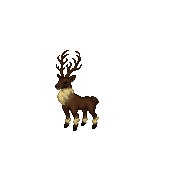 Sawsbuck simplification by Liger69