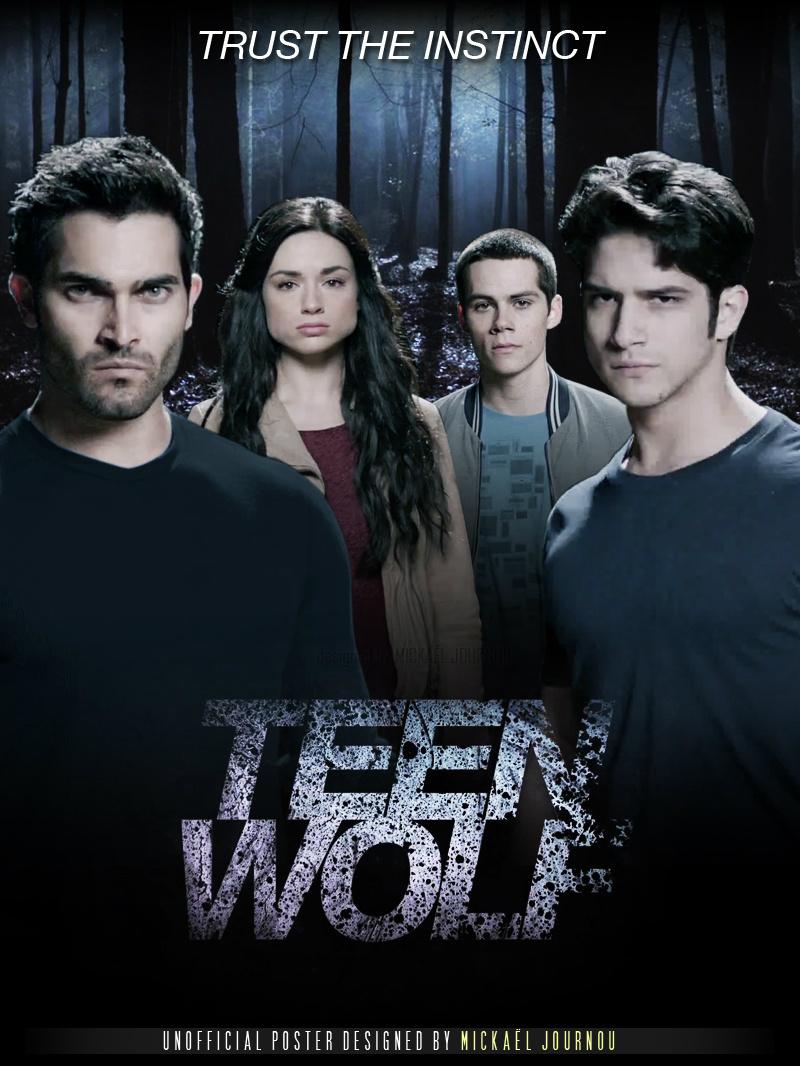 Teen Wolf - Season 2 Promo Poster by FastMike on DeviantArt
