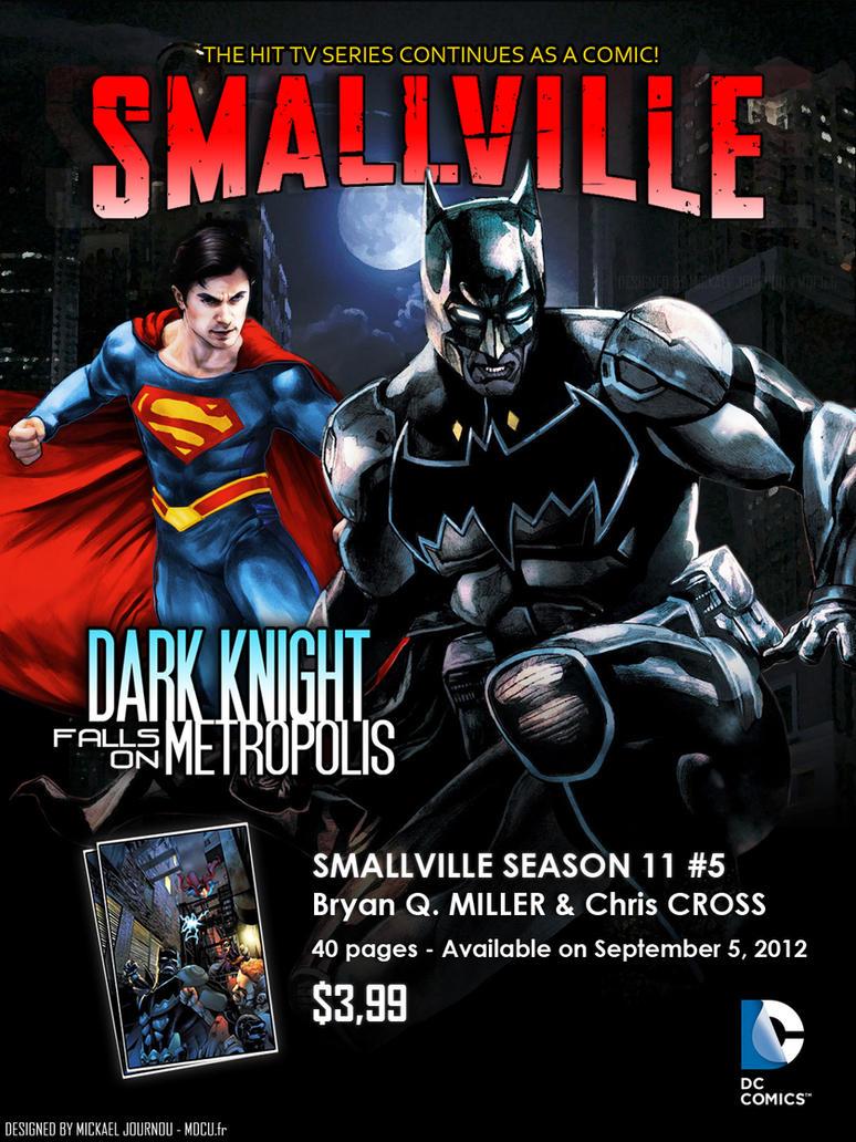 smallville season 11 bruce wayne