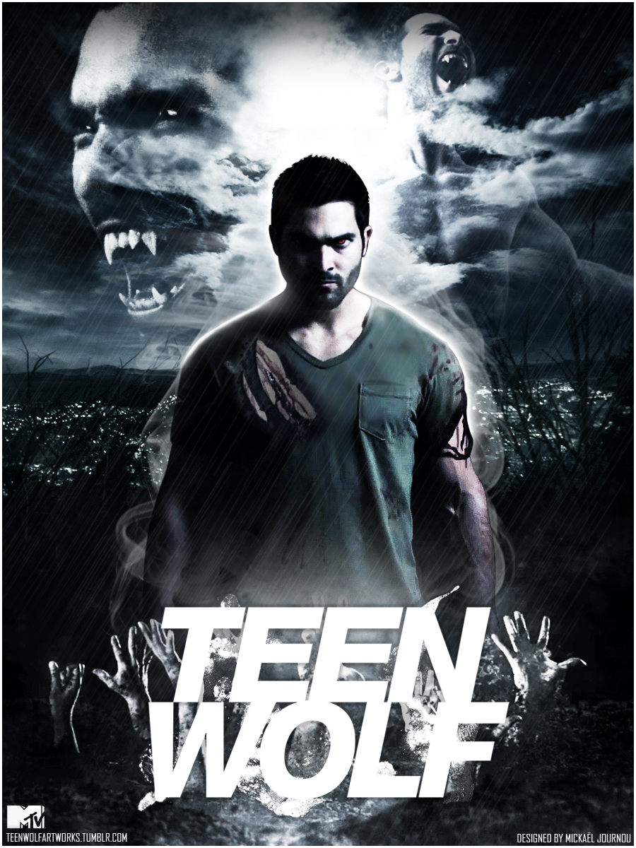 Alpha Derek Hale - Teen Wolf Season 3 by FastMike on ...