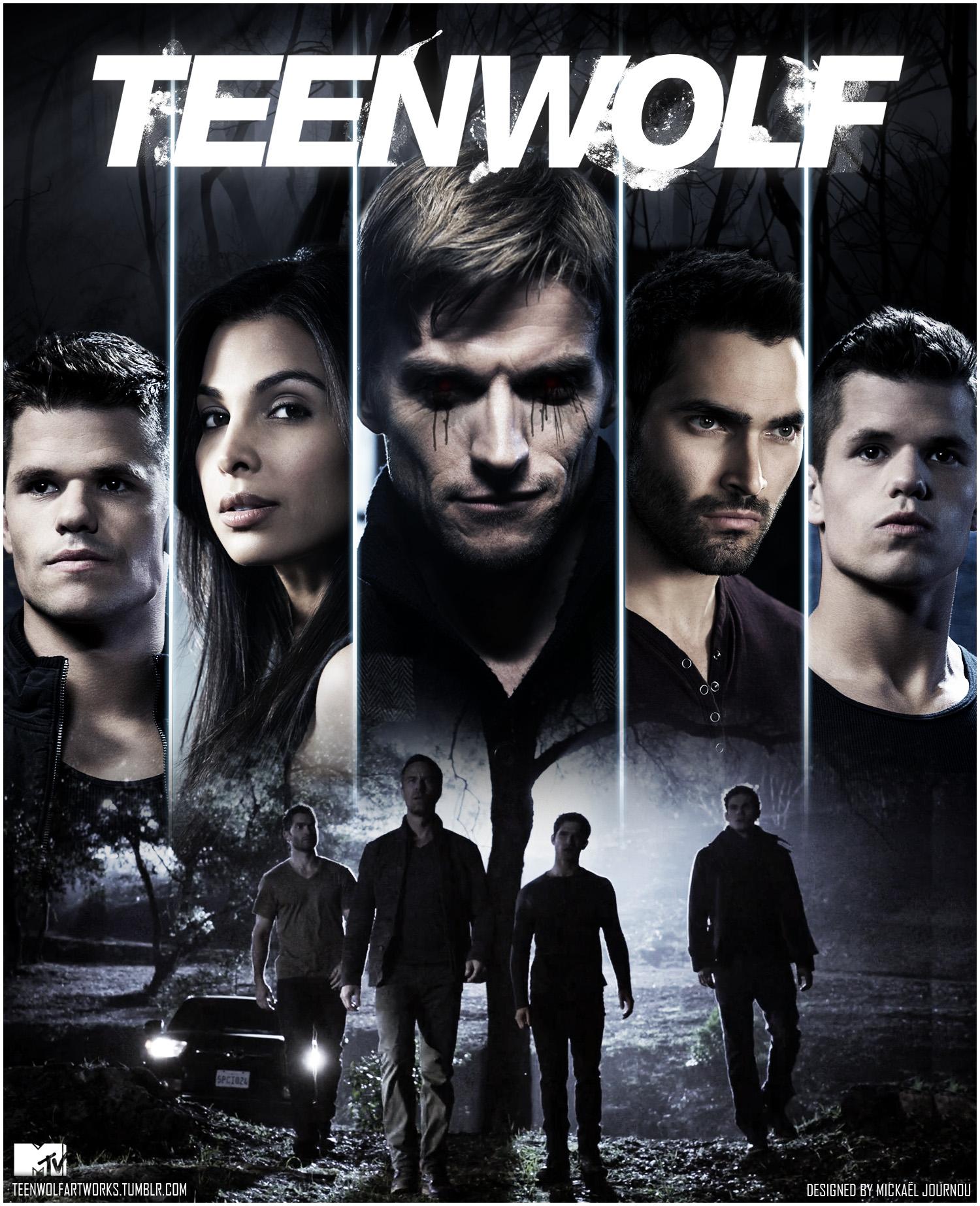 თინეიჯერი მგელი : სეზონი 4 (ქართულად) - Teen Wolf : Season 4 Оборотень 4 сезон (2014)