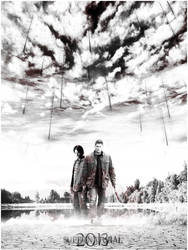 Supernatural Season 9 Poster by FastMike