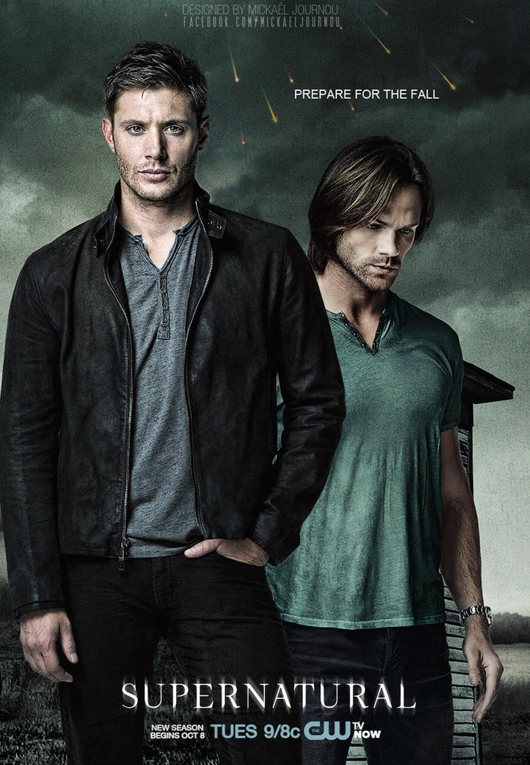 Supernatural Season 9 Poster 2 by FastMike on DeviantArt