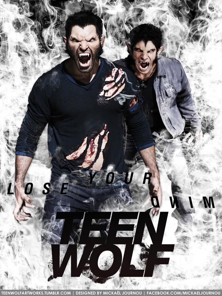 Teen Wolf Poster Season 3 - Derek/Scott by FastMike on ...