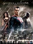 Batman v Superman Poster Trinity