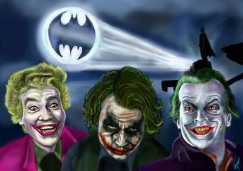 Joker Tribute by Vinnyjohn13