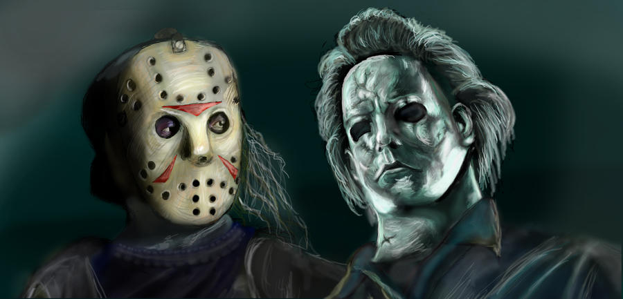 Jason and Myers by Vinnyjohn13