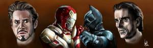 Stark Industries VS Wayne Enterprises