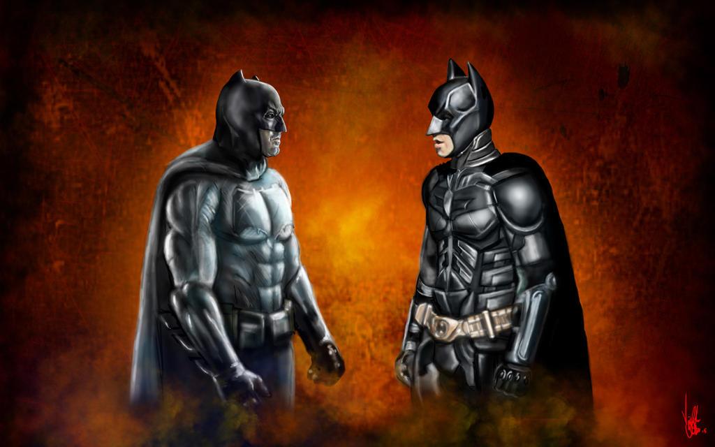 Dawn of The Dark Knight by Vinnyjohn13
