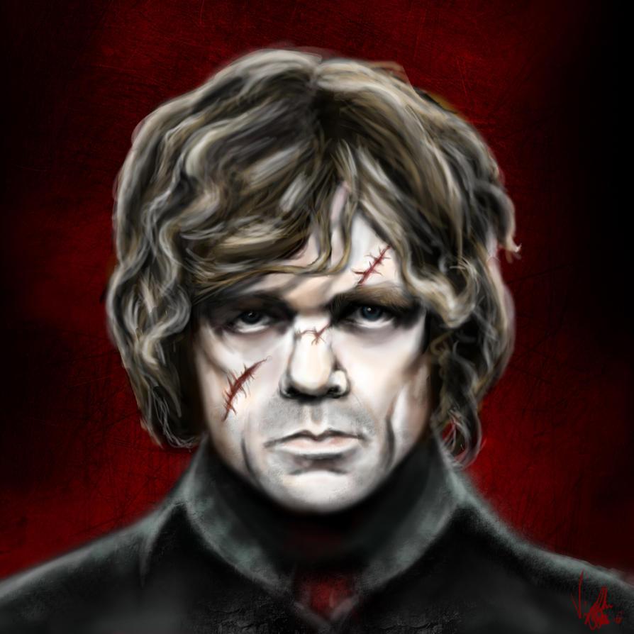 Tyron Lannister by Vinnyjohn13