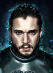 Jon Snow The King of The North