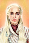 Mother of Dragons by Vinnyjohn13