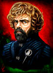 Tyrion Lannister - Game of Thrones by Vinnyjohn13