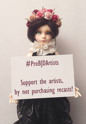 #probjartists by BeanSproutMomo