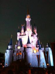 The Castle of Dreams by dizborg71