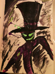 Shadow Man by dizborg71