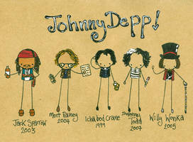 The Marvellous Johnny Depp