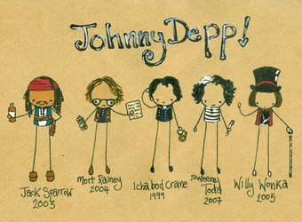 The Marvellous Johnny Depp