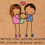 Whole World Inside Your Arms