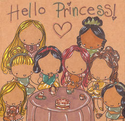 More Tea, Princess?