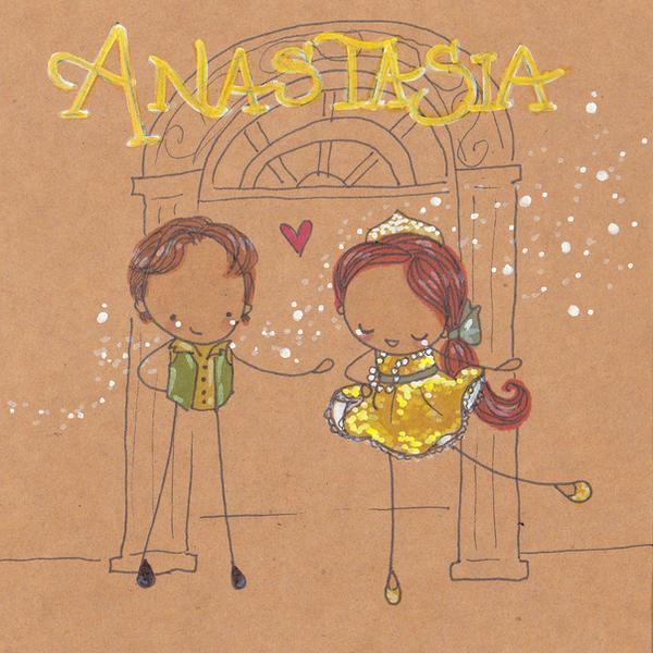 Anastasia and Dimitri by Pinkie-Perfect