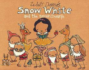 Vintage Snow White