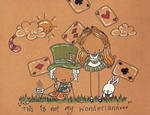 Where is My Wonderland?