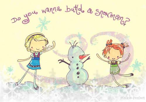 Do You Wanna Build a Snowman? (No Spoilers)