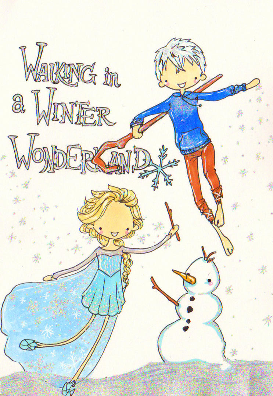 Winter Wonderland by Pinkie-Perfect