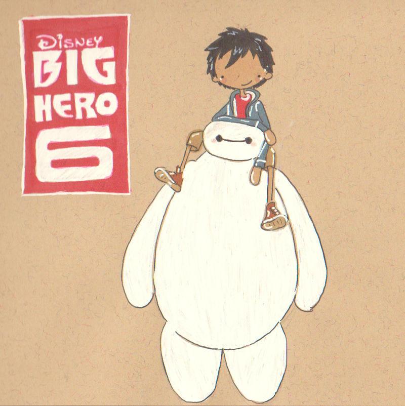 Big Hero 6 by Pinkie-Perfect
