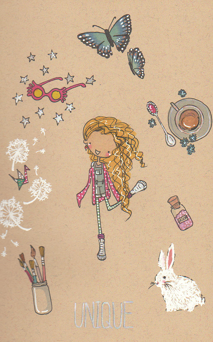 Loony Lovegood by Pinkie-Perfect