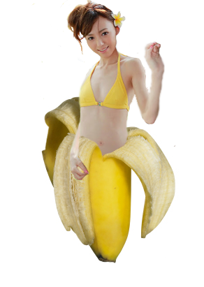 banana_girl_manip_by_bluescout12-d4jbj71