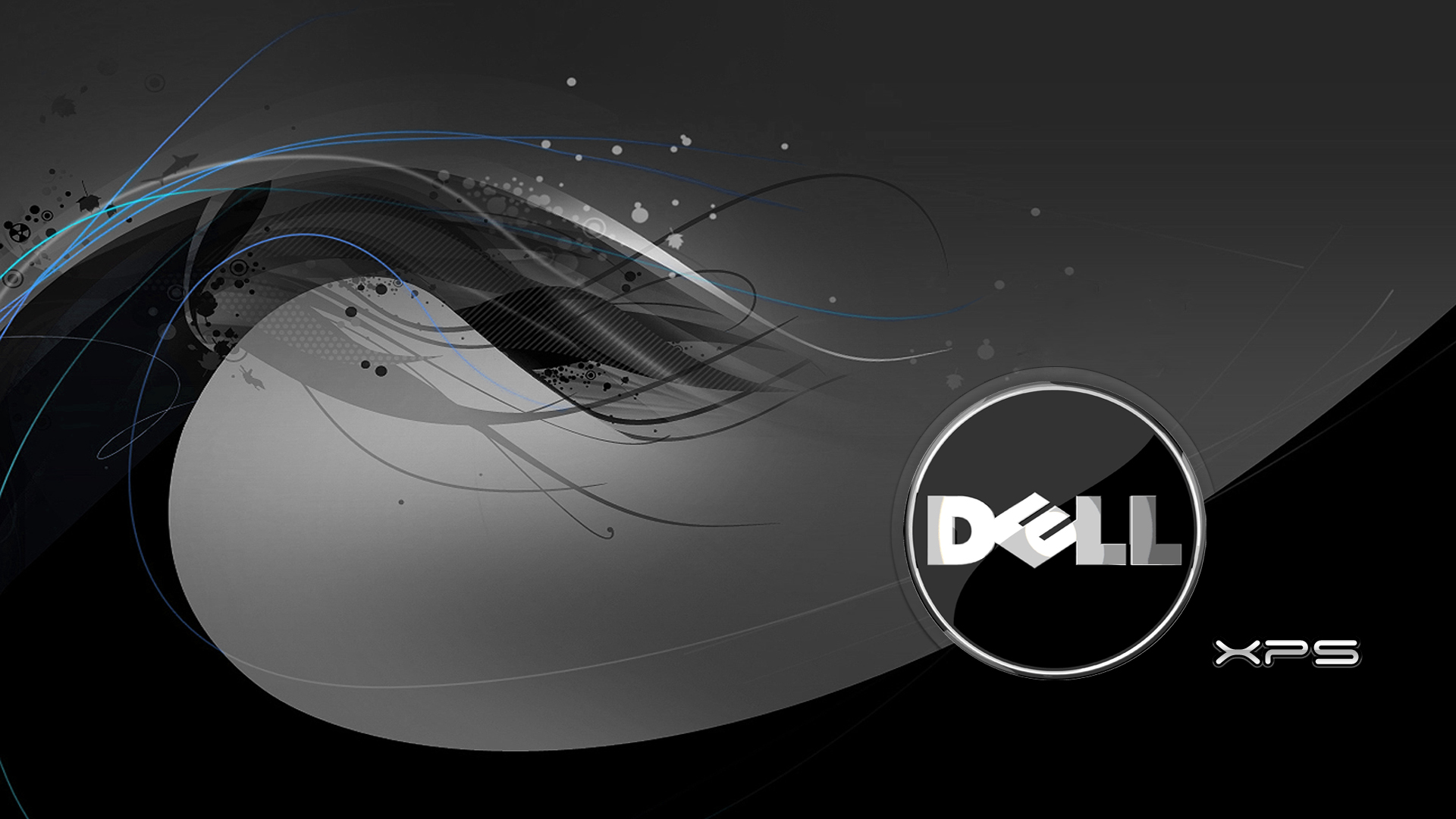 Papel De Parede Dell G3: Dell Wallpaper Bw Two By Coolcat21 On DeviantArt