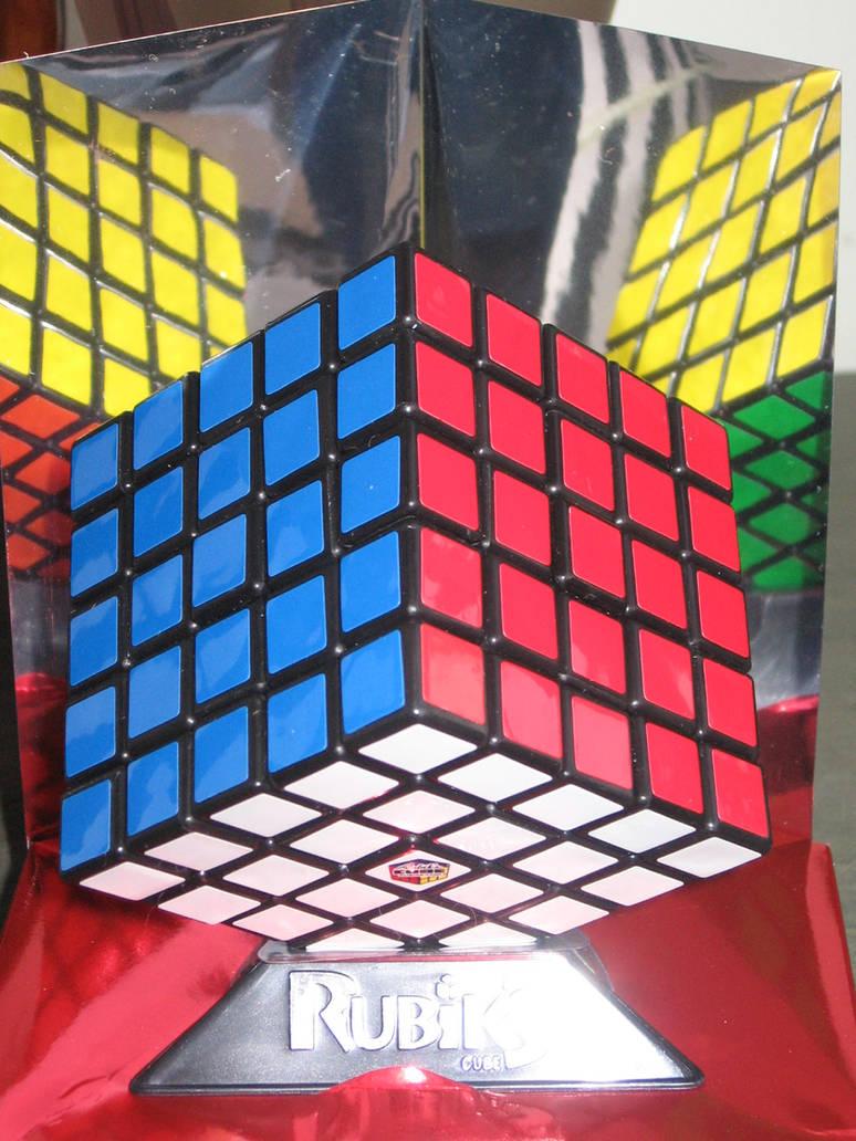 5x5x5 Rubik's Cube by 11-73-3-33 on DeviantArt
