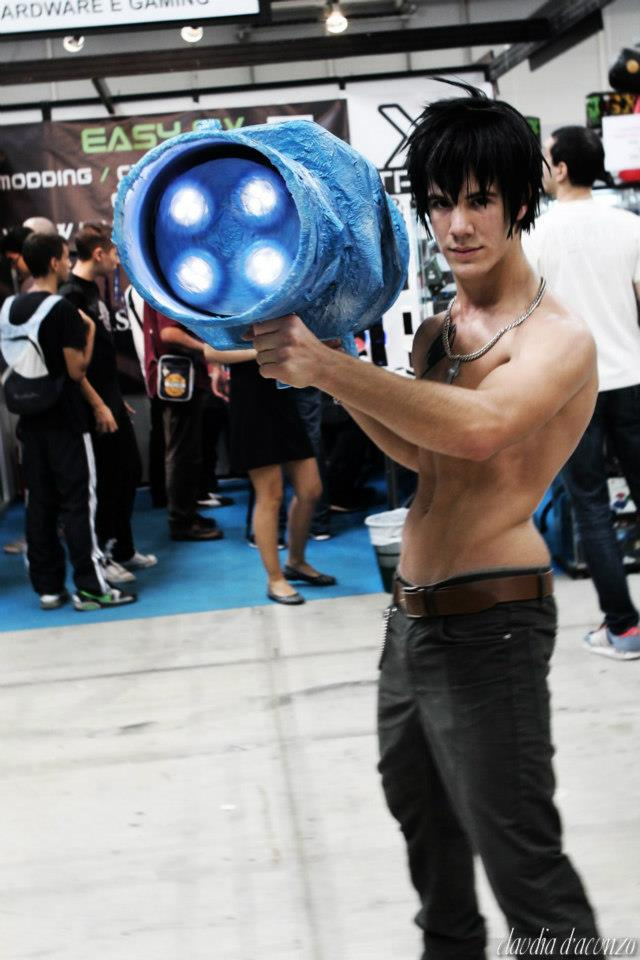 Gray Fullbuster Cosplay With Ice Make: Cannon! by GNefilim ...