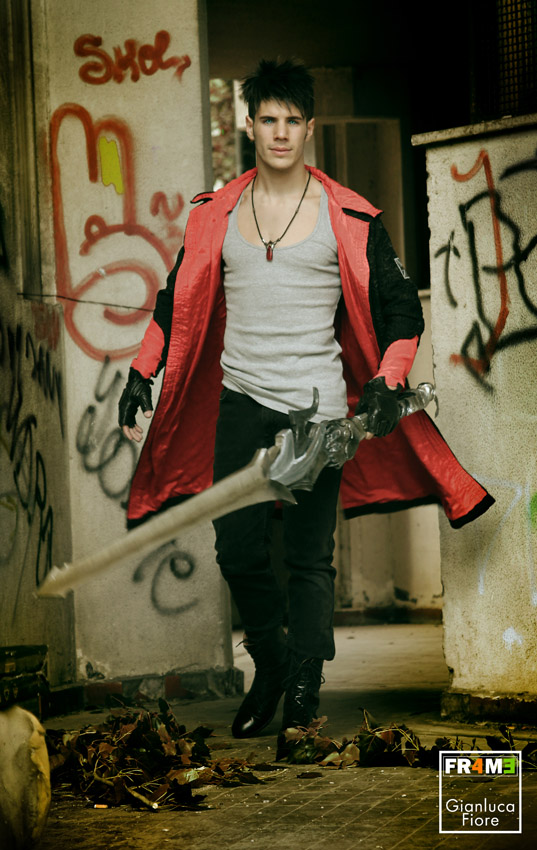 New Dante DmC 5 Cosplay by GNefilim
