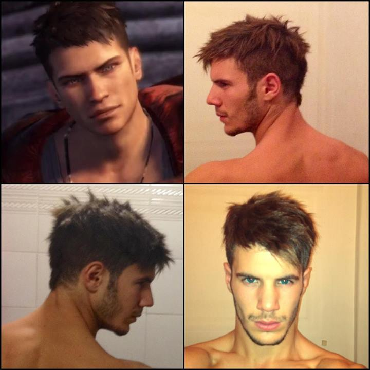 Dante Dmc 5 Hairstyle By Gnefilim On Deviantart