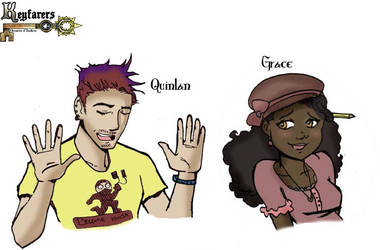 Keyfarers: Quinlan and Grace