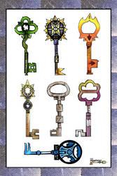 Pick a Key!