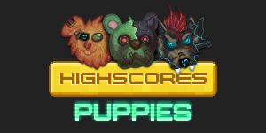 Logo Highscores Puppies by Dakal-FR