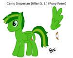 Camo Sniper (Allen S. S.)