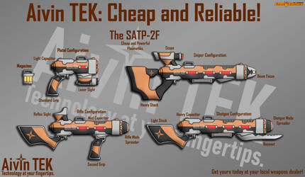 The SATP-2F Promotional. by Sniperian