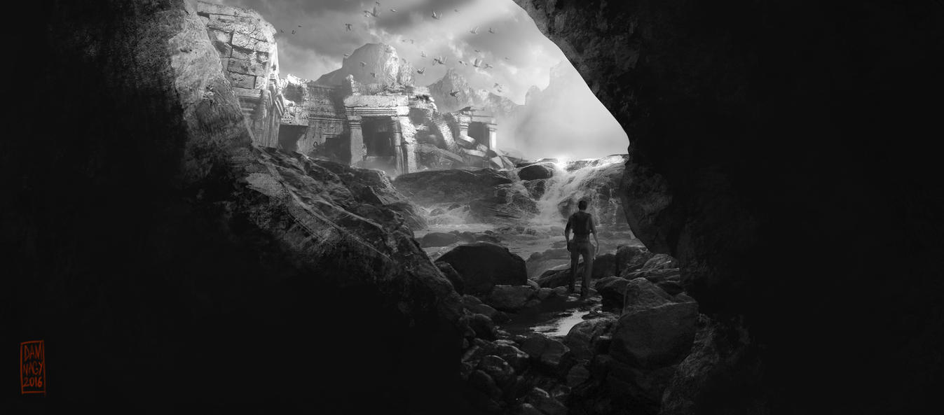 Damna Galerie Waterfall_ruins_by_damnagy-da6qdwd